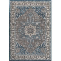 Jayden Home - Sullivan Gray Blue 4' X 5'7""""