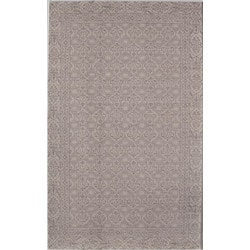 "Jayden Home - Rodeo Gray Ivory 2'3"""" X 8'"