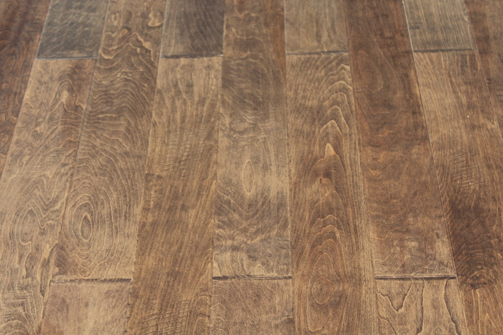 Swan Floor Planet Birch Collection Venus Birch UV Cured ABCD