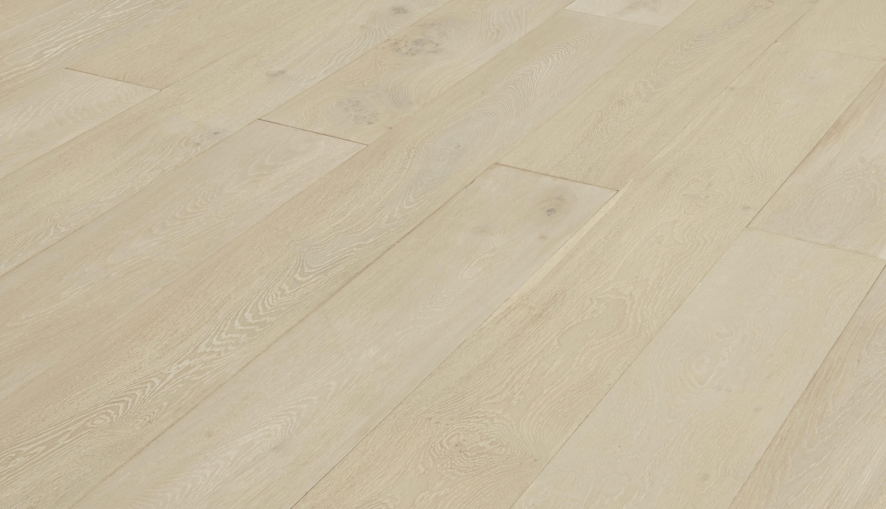"""Cheverny / Oak / UV Cured / ABC / 7 1/2"""" Engineered Hardwood - Bonaparte French Oak Collection 0"""