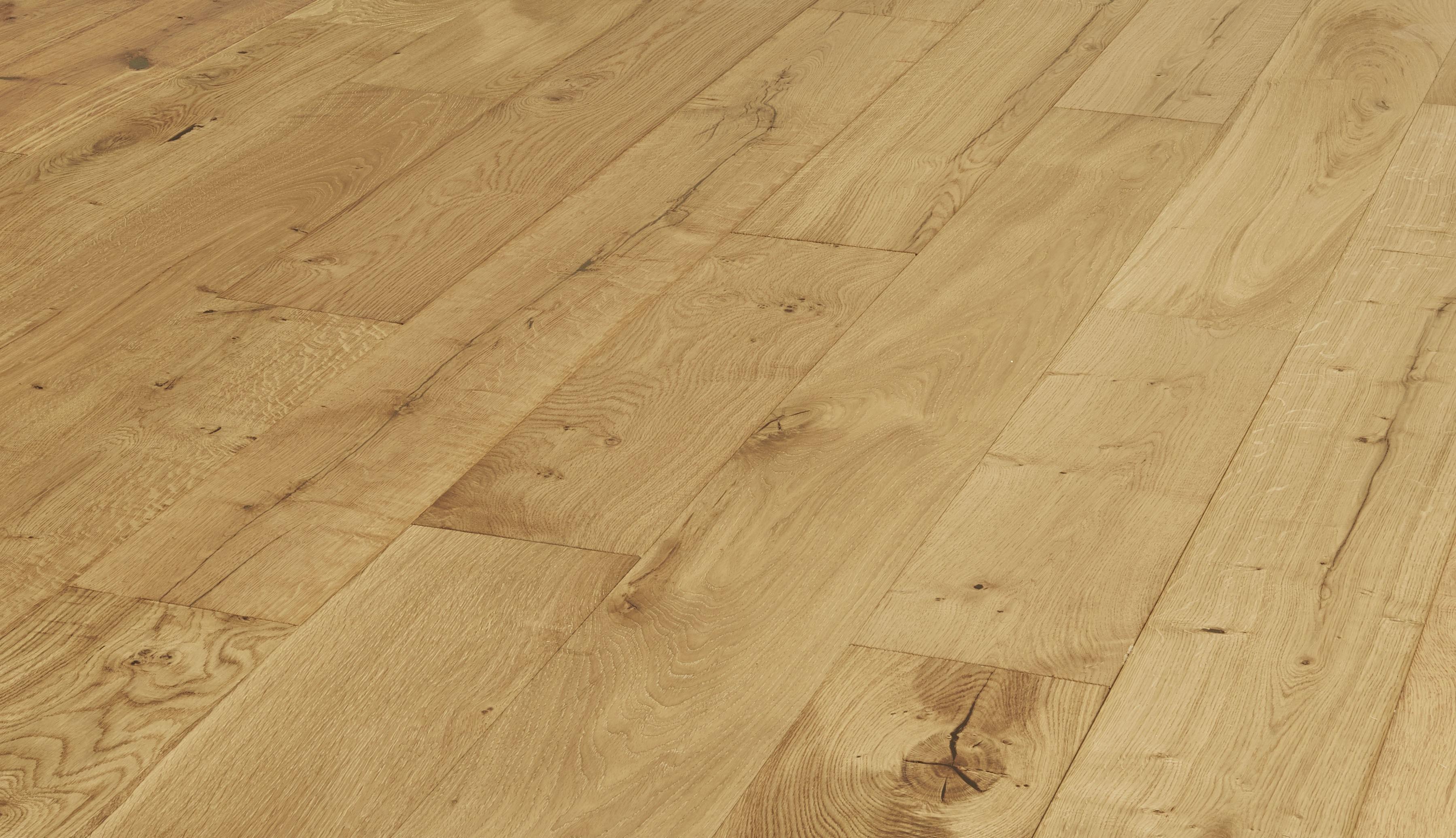 "Versaille / Oak / UV Cured / ABC / 7 1/2"" Engineered Hardwood - Bonaparte French Oak Collection 0"