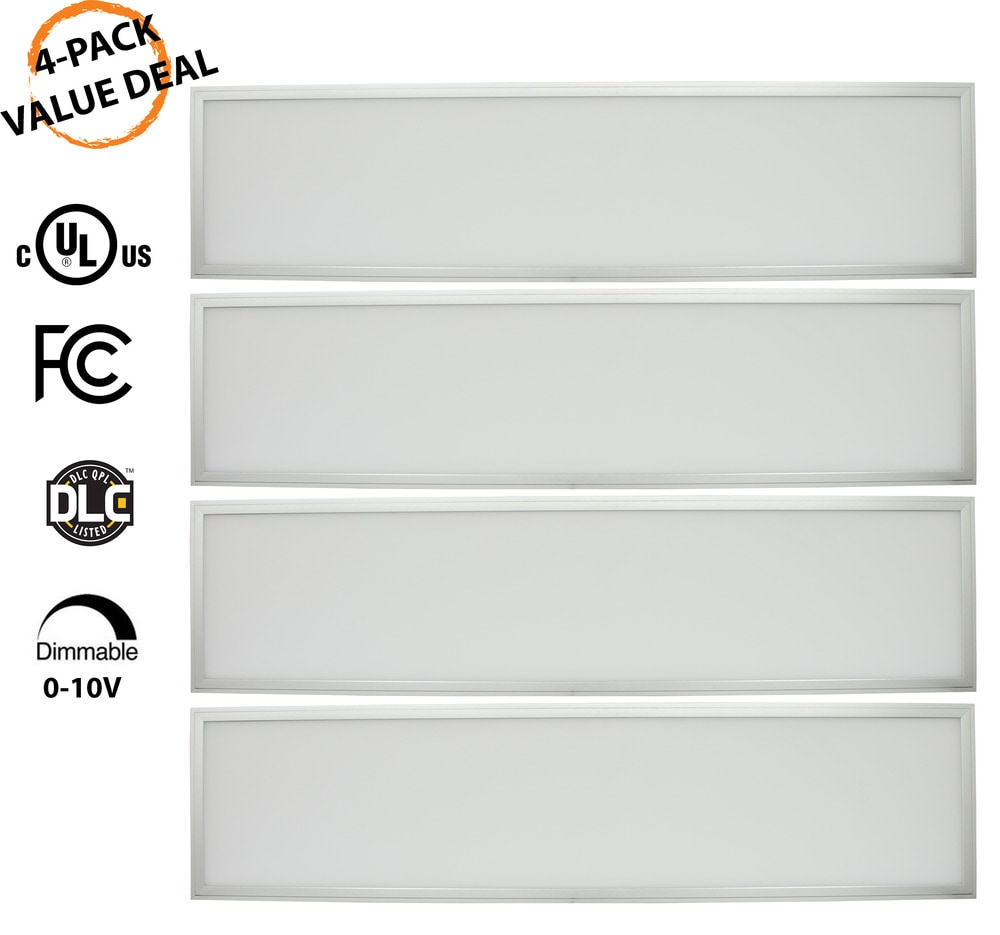 Quest Lighitng Edge Lit LED Panel Series available in 2x2 2x4 and