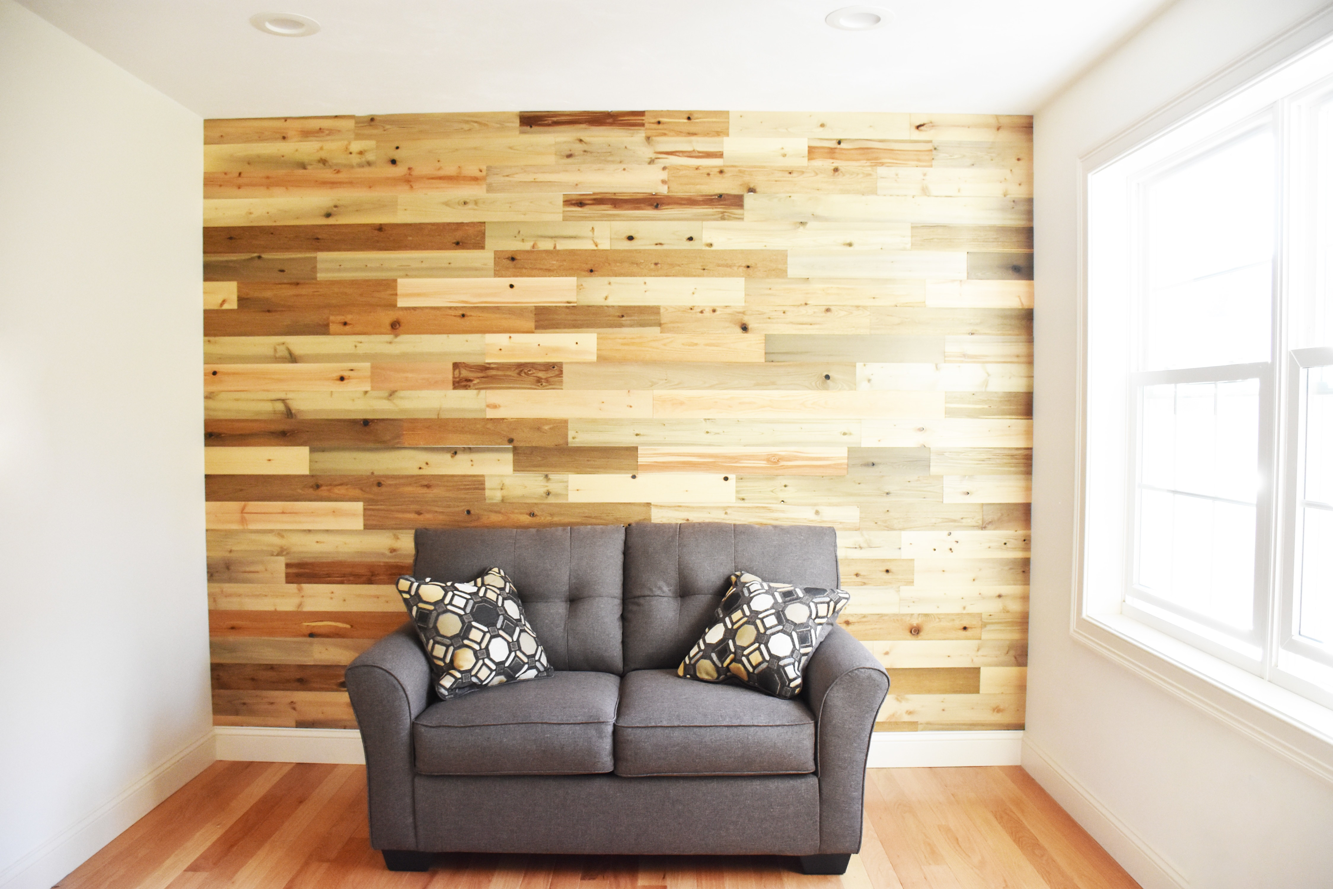 Timberchic River Plank Peel and Stick Reclaimed Wooden Panels River ...
