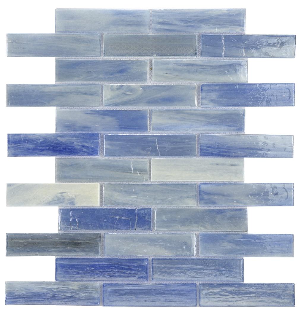 Comtemporary blue laguna glass 0