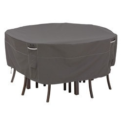 Classic Accessories - Ravenna Round Table and Chair Cover