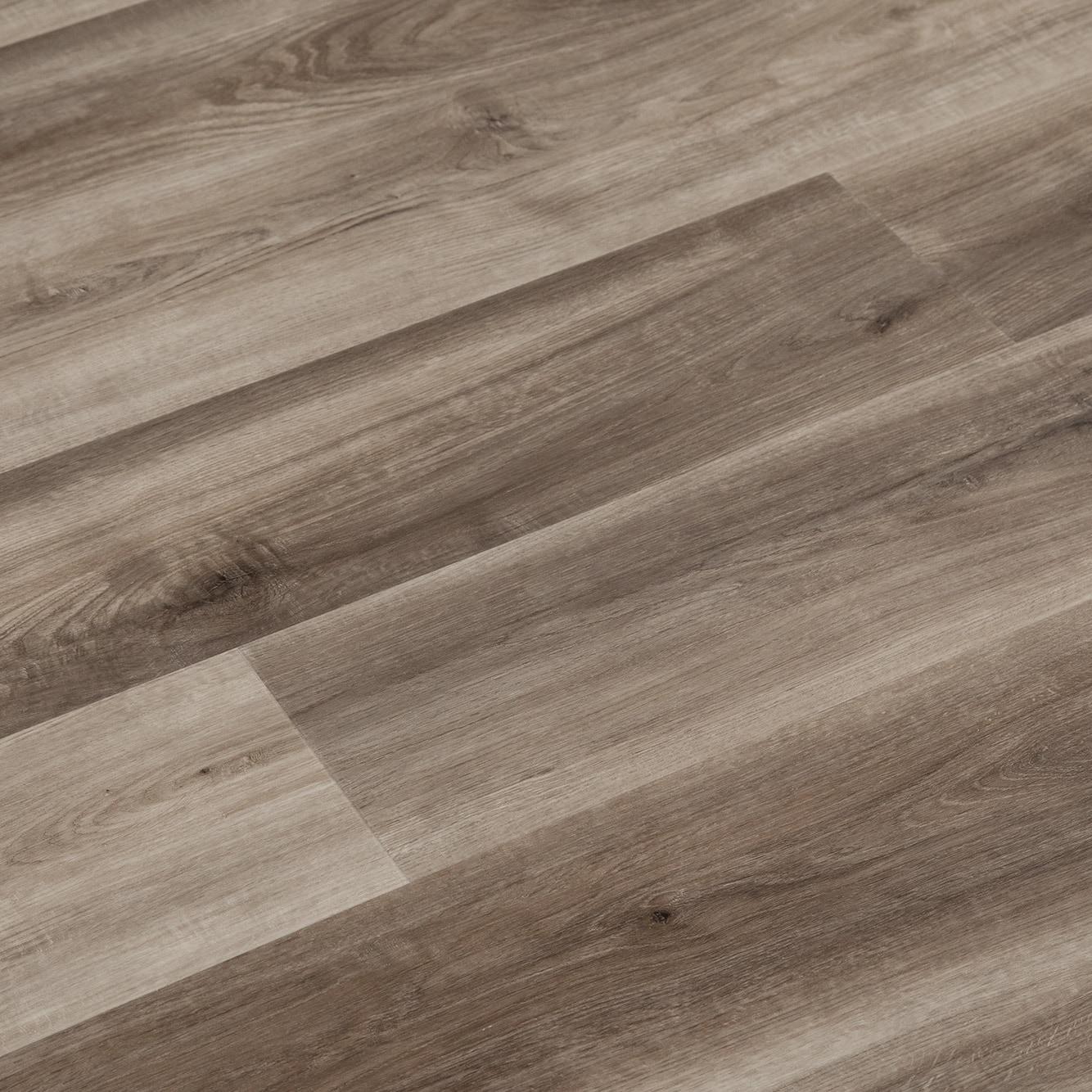 Brown Oak / 5mm / SPC / Click Lock Vinyl Planks - 5mm SPC Click Lock - Proteco Collection 0