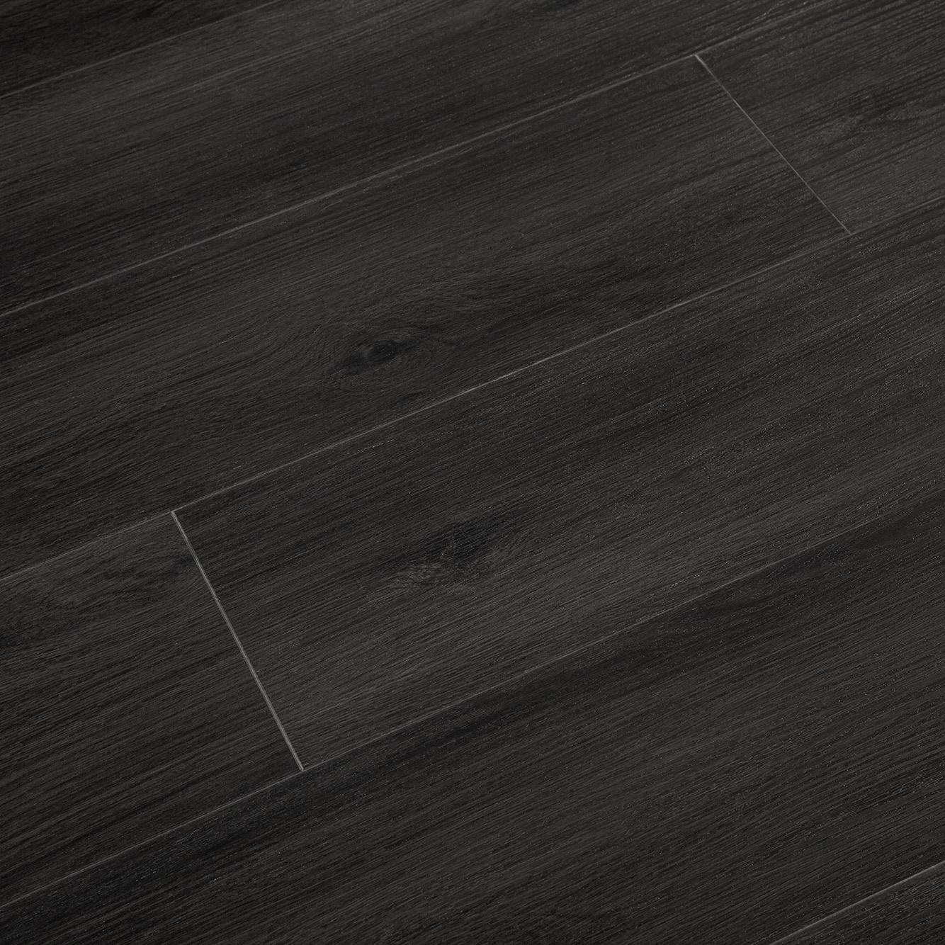 Nobel Black Oak / 7mm / SPC / Click Lock Vinyl Planks - 7mm SPC Click Lock - XL Route 66 Collection 0