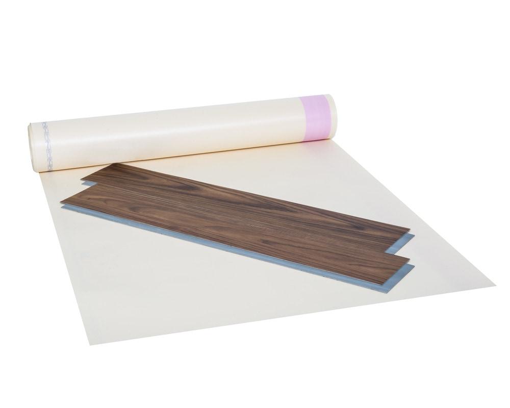 FloorMuffler LVT UltraSeal Luxury Vinyl Underlayment FloorMuffler ...