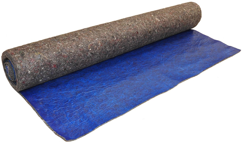Floormuffler Natura Recycled Fiber Core Underlayment 100