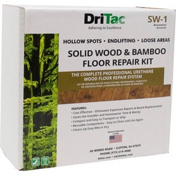 Wood Floor Repair Kit - Wood Floor Repair Kit / Solid Hardwood and Bamboo