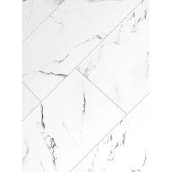 Salerno Porcelain Tile - Statuario Marble