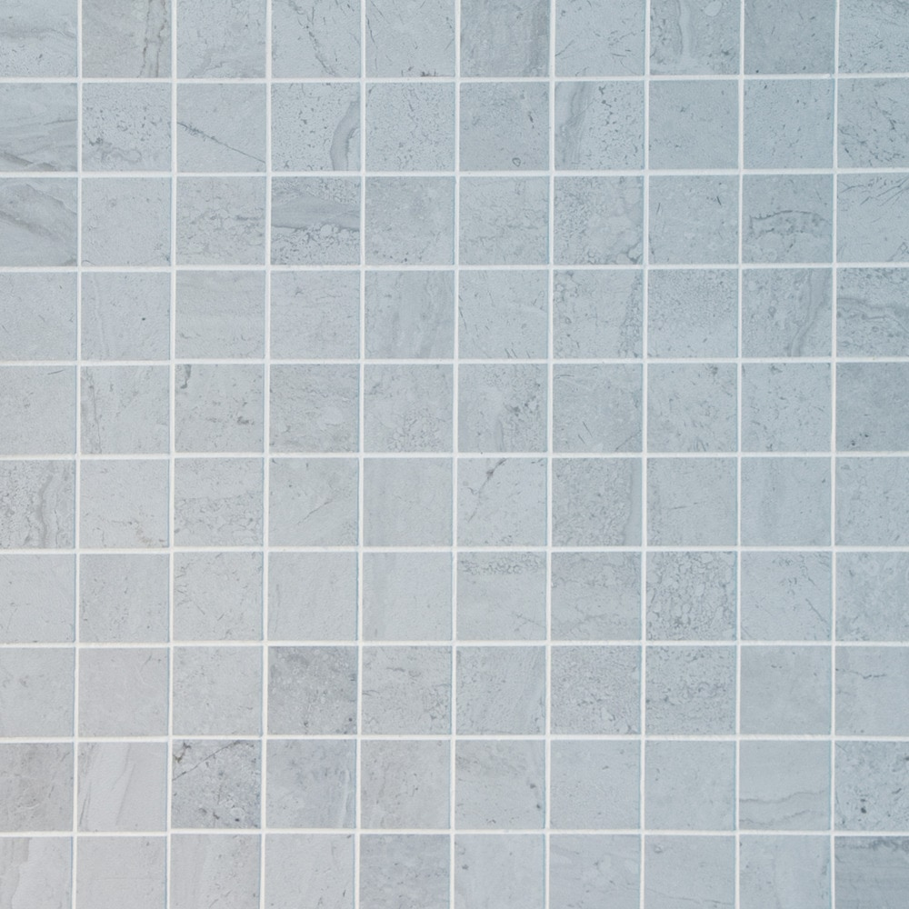 GL Stone & Tile Square Pattern Porcelain Mosaics Beige / 2\