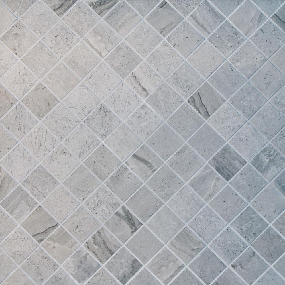 ANT TILE Matte Porcelain Mosaic Tile Single Heart Pattern / 1.61 ...