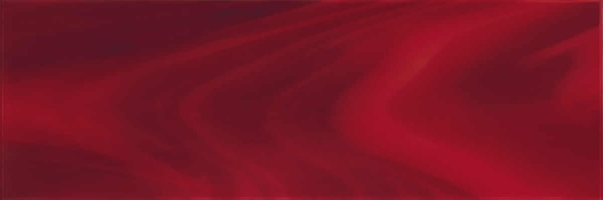 """Light and Dark Red B / 30""""x10"""" Specialty Colored Glass Tile 0"""