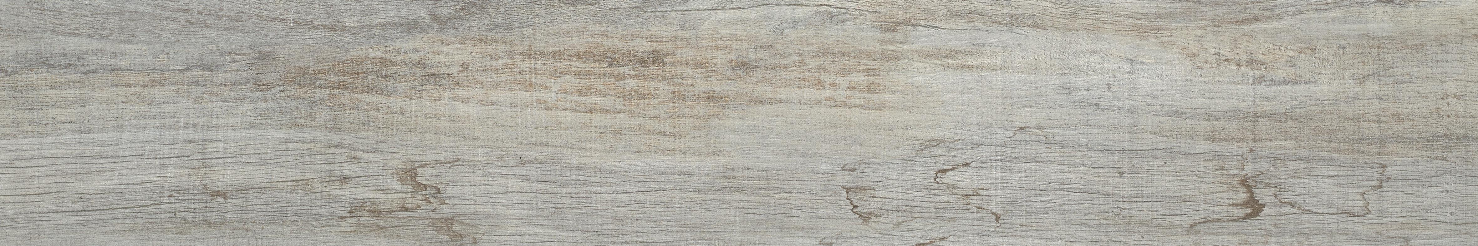 """Salerno Porcelain Tile Trail Wood Series Light Grey 8""""x48"""""""
