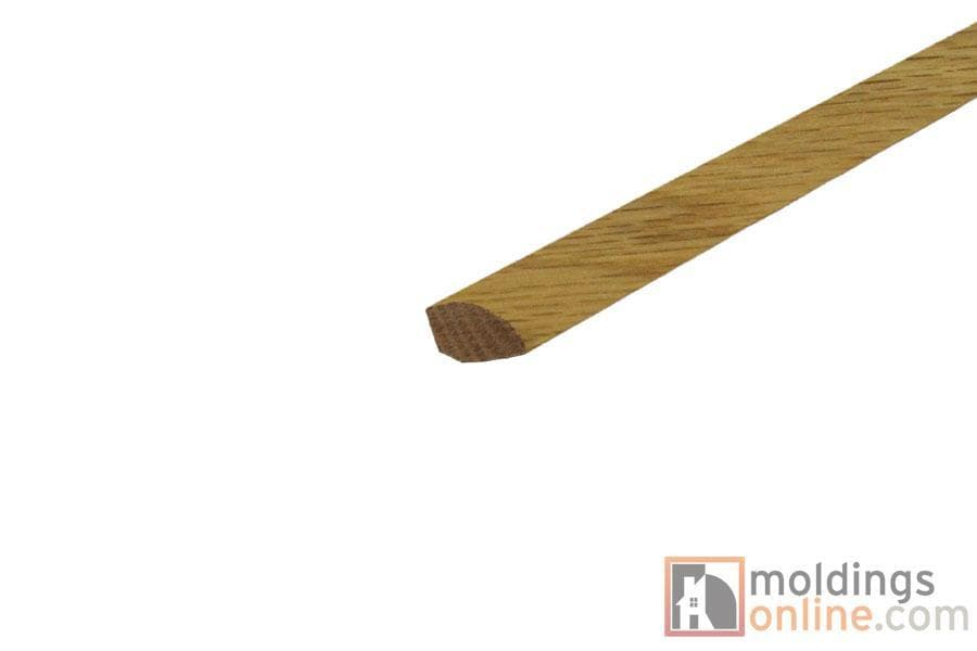 "Weathered Pine / Base Shoe / 94"" x 3/4"" x 1/2"" Vinyl Planks Moldings - 2mm Peel & Stick Classics - Weathered Pine 0"
