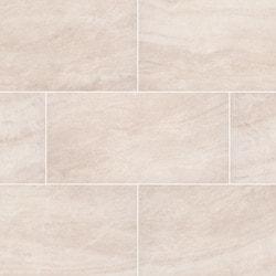 Cabot Porcelain Tile Pavers - Seaside Marble Series