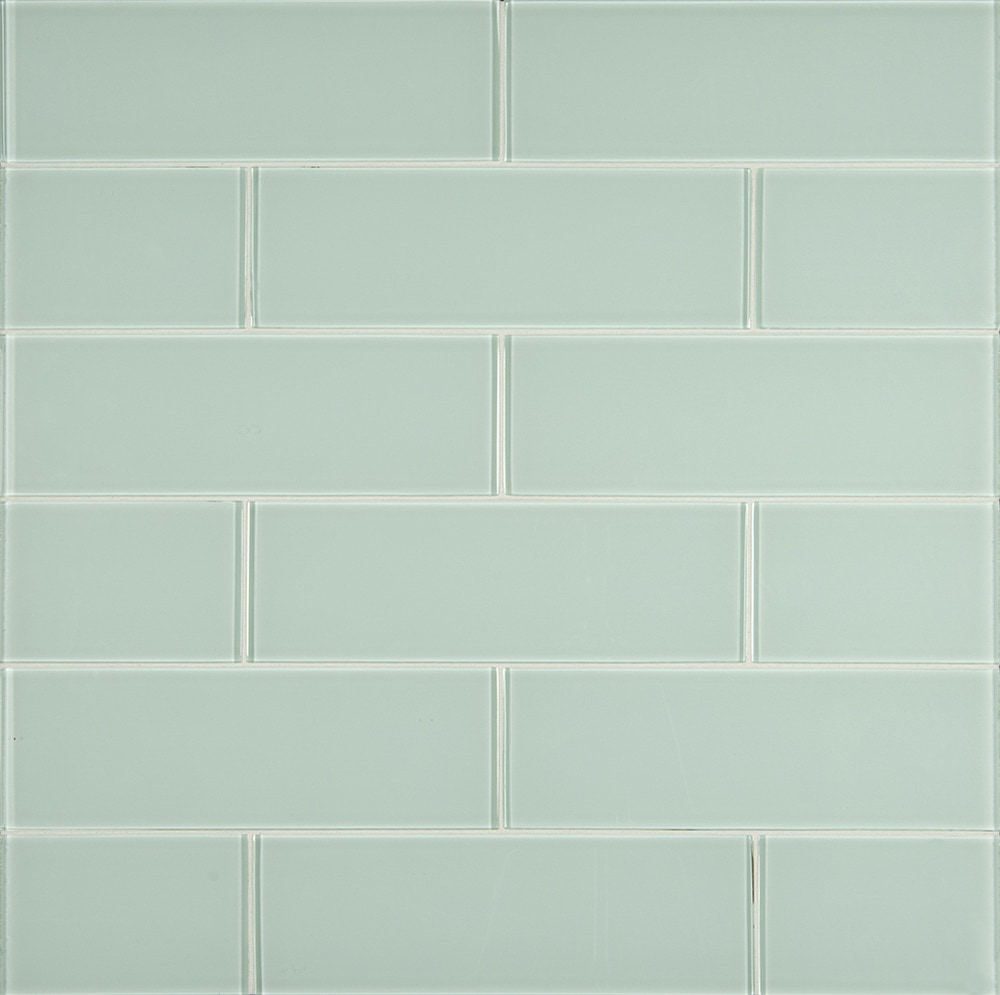 Ms International Glass Mosaic Arctic Ice Collection Arctic Ice 8mm