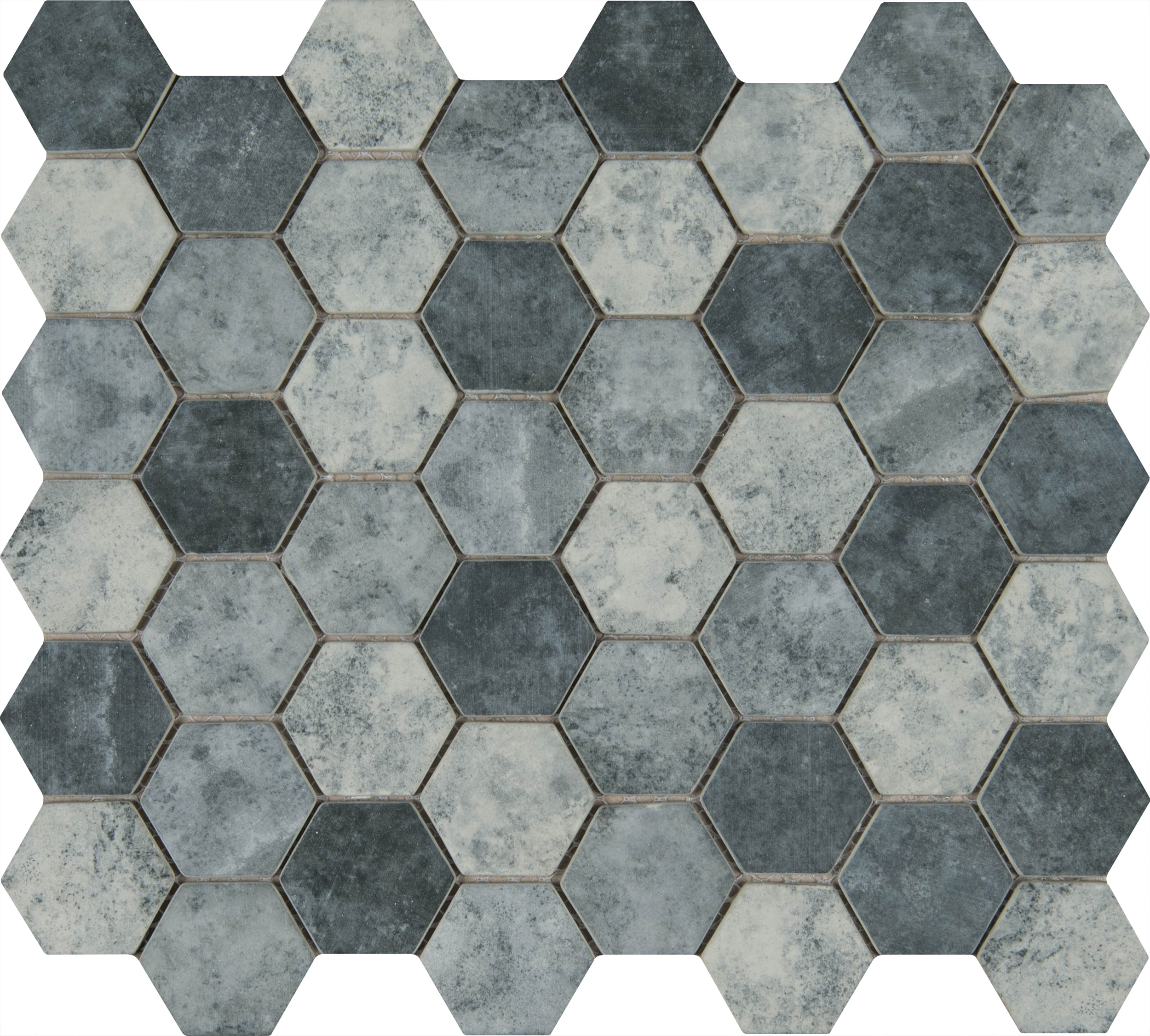 Urban Tapestry 6mm / Pattern / Smooth Glass Mosaic - Urban Tapestry 0