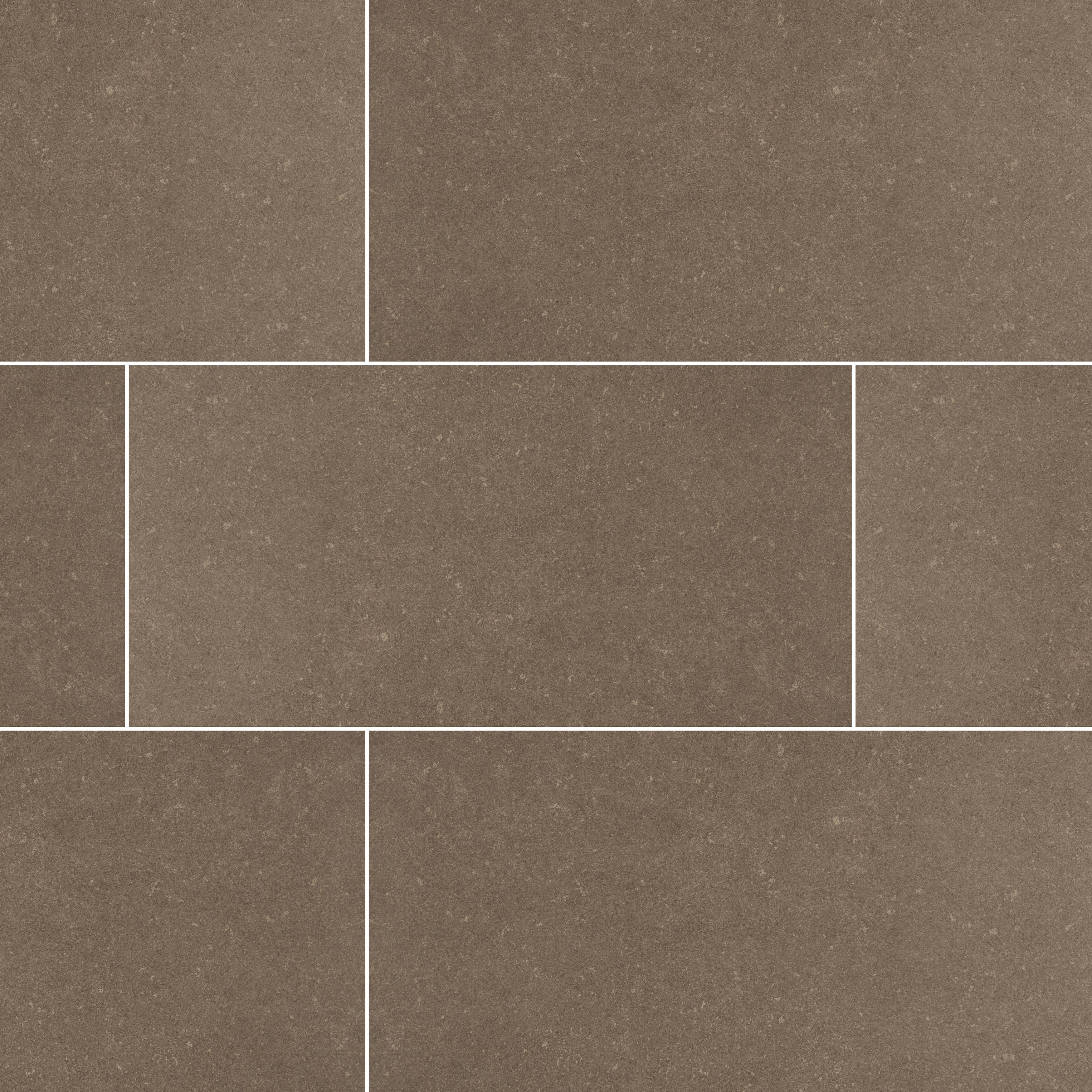 """Concrete / 24""""x48"""" / MATTE Porcelain Tile Dimensions Series 0"""