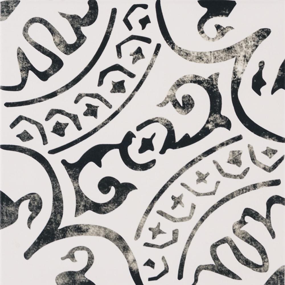 "Perennial / 8""x8"" / Matte Fiore Series Porcelain Tile 0"