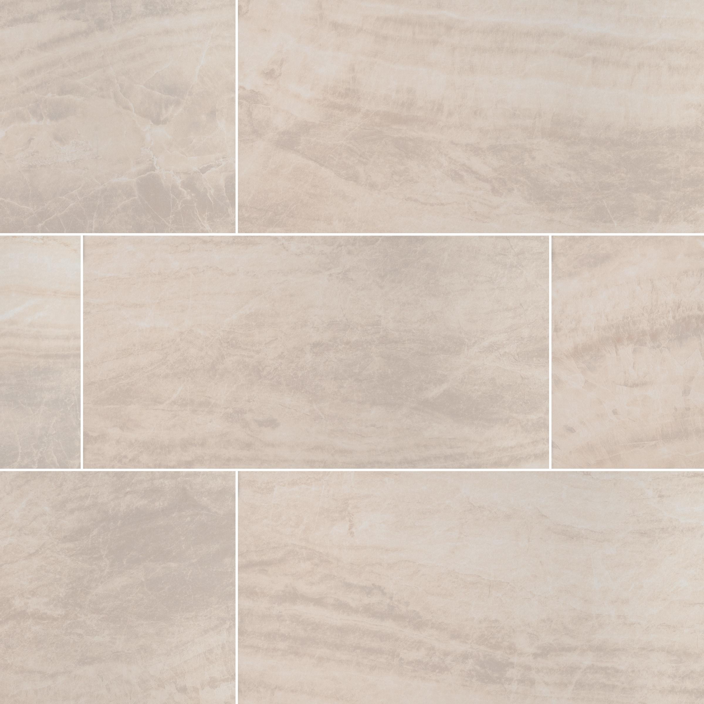 "Sabia / 24""x48"" / MATTE Porcelain Tile - Seaside Marble Series 0"