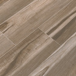Wood Grain Look Tile Flooring - FREE Samples Available at