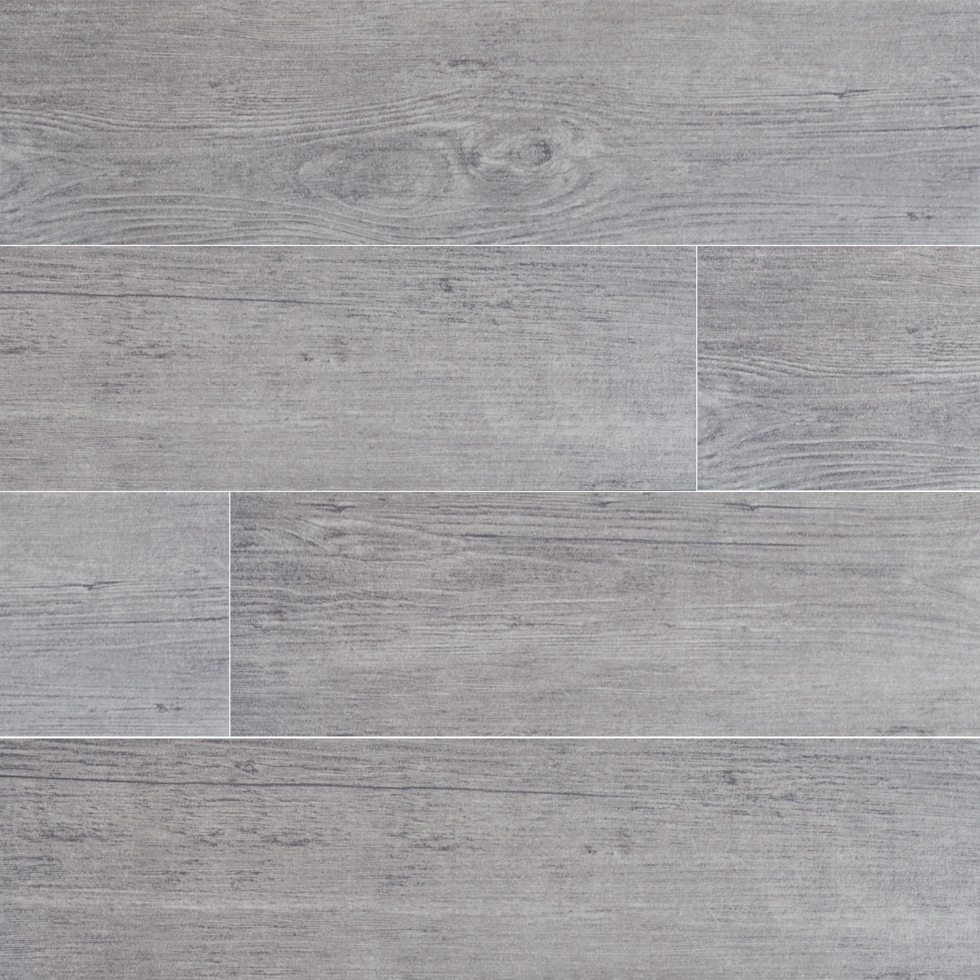 "Driftwood / 6""x24"" Ceramic Tile - Sonoma Series 0"