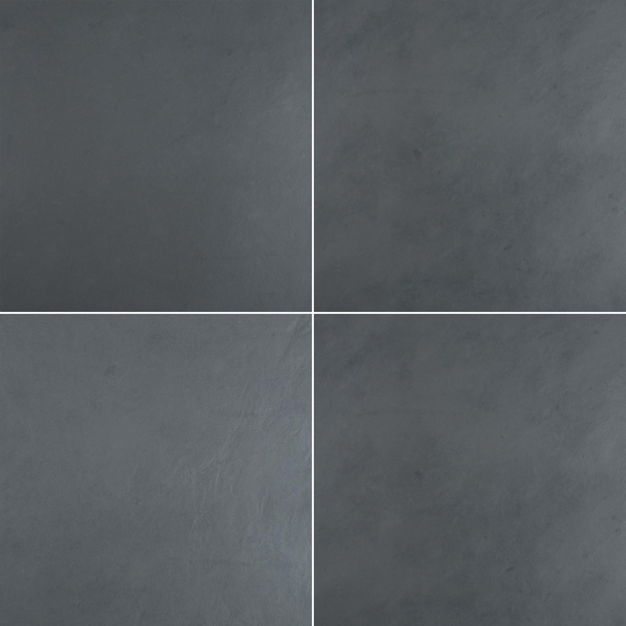 "Montauk Blue / 24"" x 24"" Cabots Slate Tiles 0"