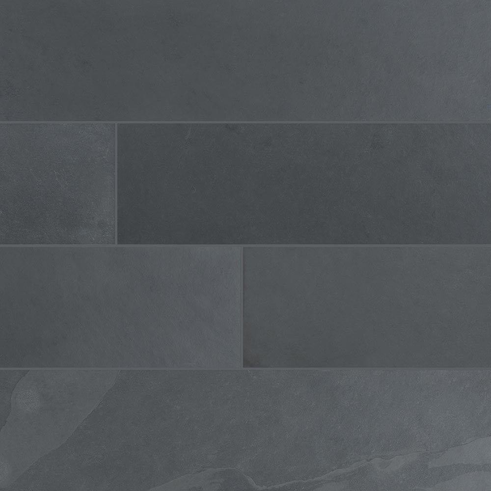 "Montauk Blue / 6"" x 24"" Cabots Slate Tiles 0"