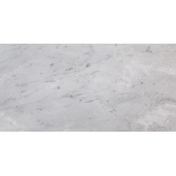 Marble Tile   Honed   Arabescato Carrara C / 12