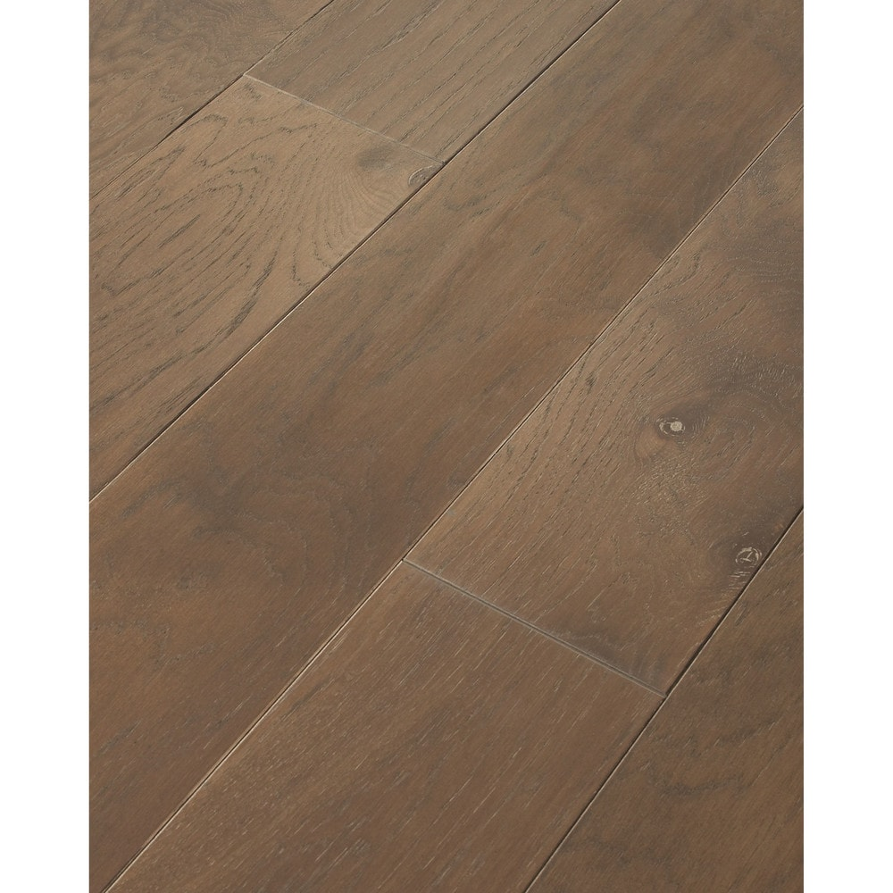 Scratch Resistant Flooring : Walking tall engineered tennessee plank burnt tobacco