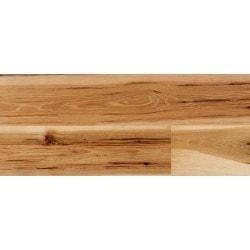 walking horse plank hardwood flooring unfinished long length plank - Hickory Wood Floors