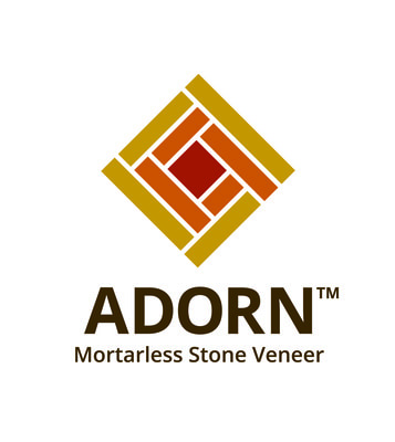 Adorn mortarless stone veneer siding colorado gray 4 sq for Mortarless stone veneer panels