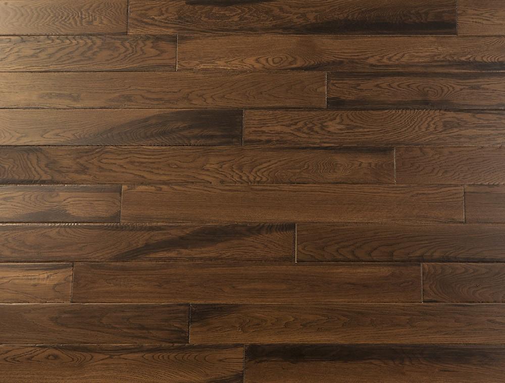 Nydree Flooring Engineered Hardwood White Oak Cold Brew