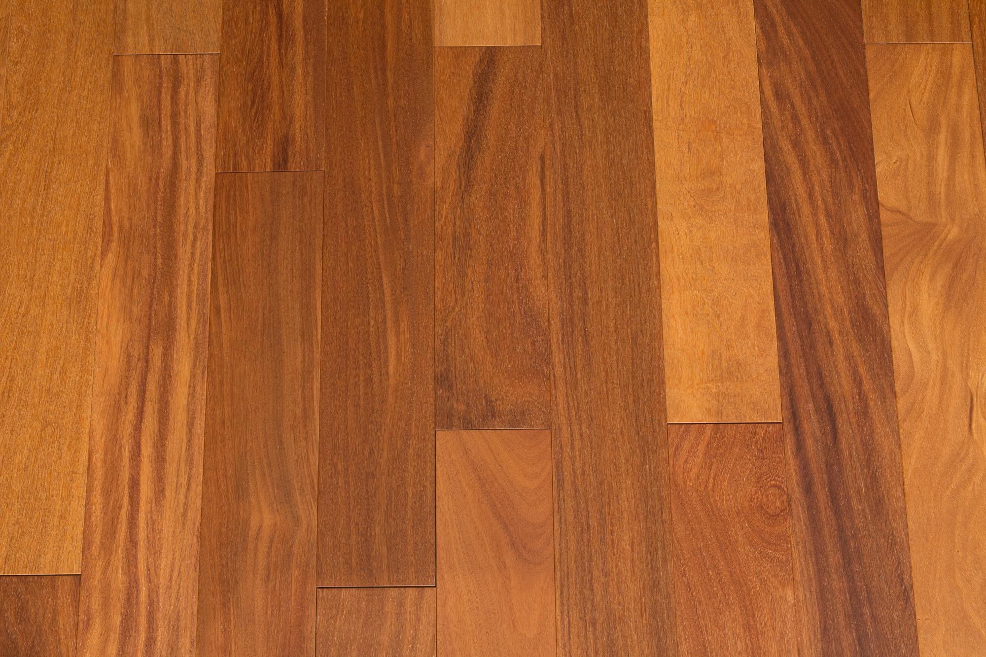 Amarana Park Unfinished Exotics Brazilian Teak  CUMARU  Clear - Brazilian teak hardwood flooring
