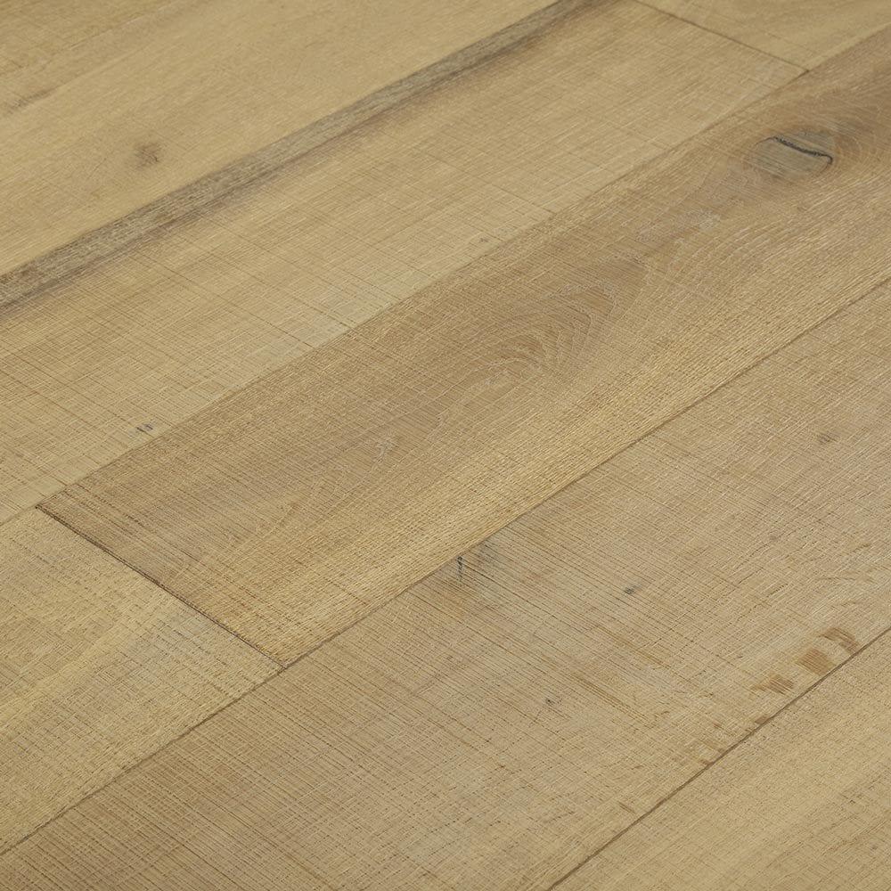 "4mm Robin Bandsawn / Oak / 7 1/2"" Engineered Hardwood - European Oak Whitewash Collection 0"