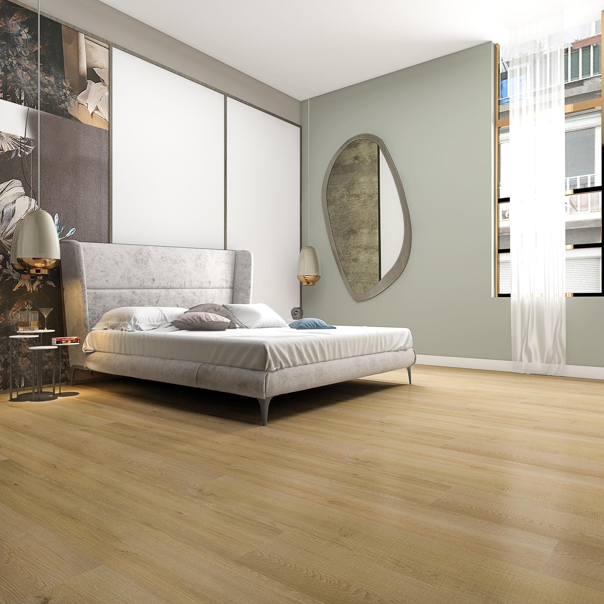 Artisan Copper / 7mm / SPC / Click Lock Vinyl Planks - 7mm SPC Click Lock - XL Omnia Collection 0