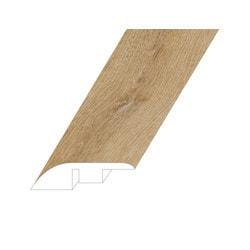 """Vinyl Moldings - Romulus Collection - Concept Oak - Concept Oak / Reducer / 94.5""""x 1.8""""x 0.6"""""""
