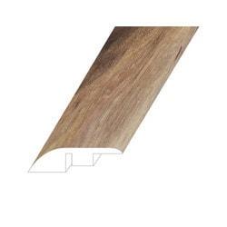 "Vinyl Moldings - Veritas Collection - Enriched Cedar - Enriched Cedar / Reducer / 94.5""x 1.8""x 0.4"""