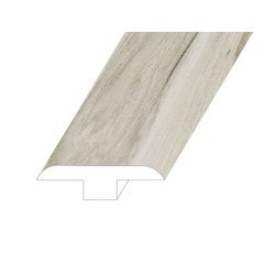 """Vinyl Moldings - Veritas Collection - Fortified Stone - Fortified Stone / T-Molding / 94.5""""x 1.8""""x 0.5"""""""