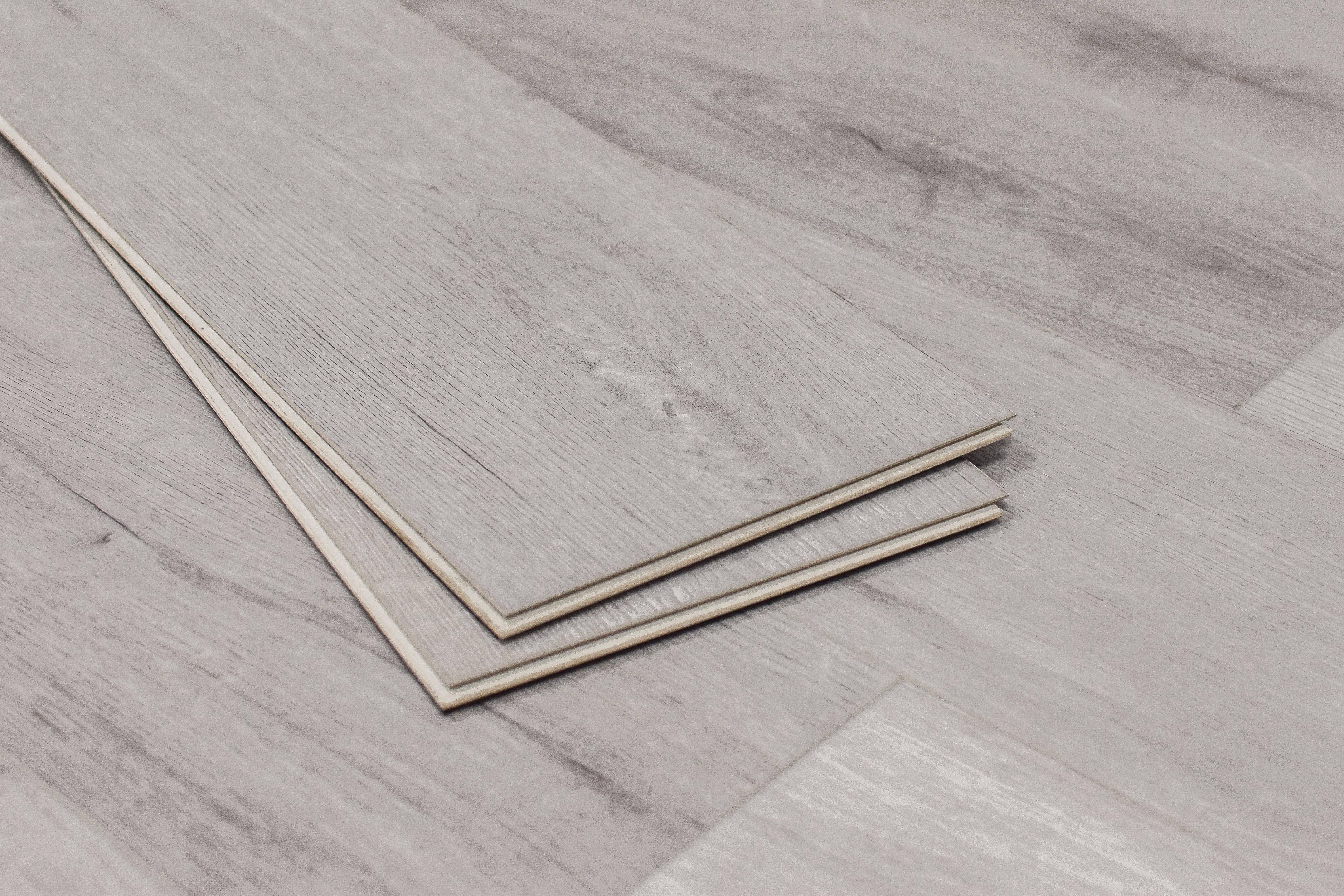 Iridescent Mist / 7mm / SPC / Click Lock Vinyl Planks - 7mm SPC Click Lock - Meraki Collection 0