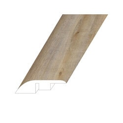 """Vinyl Moldings - Victorum Collection - Noble Fawn - Noble Fawn / Reducer / 94.5"""" x 1.8"""" x 0.4"""""""