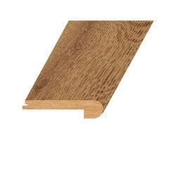 """Vinyl Moldings - Romulus Collection - Tapered Anzac - Tapered Anzac / Flush Stair Nose / 94.5""""x 4.4""""x 1"""""""
