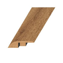 """Vinyl Moldings - Romulus Collection - Tapered Anzac - Tapered Anzac / Reducer / 94.5""""x 1.8""""x 0.6"""""""