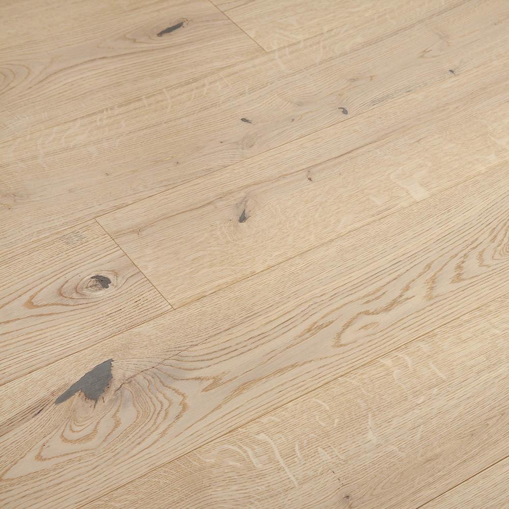Mohave Valley / HDF Core / White Oak / 7 Engineered Hardwood - Monument White Oak Series 0
