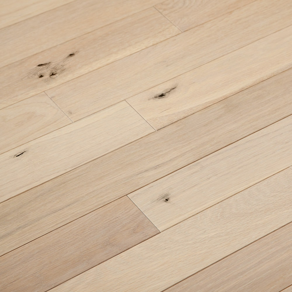 """Peary Caribou / White Oak / 3 1/4"""" / Mill Run Hardwood - Canadian Crescent White Oak Collection 0"""