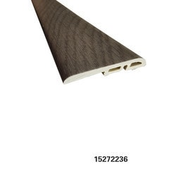 """Vinyl Moldings - Resurgence Collection - Portico French Oak - Portico French Oak / Reducer / 94.49""""x 1.77""""x 0.177"""""""