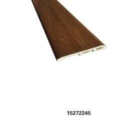 "Vinyl Moldings - Resurgence Collection - Palisades French Oak - Palisades French Oak / Reducer / 94.49""x 1.77""x 0.177"""