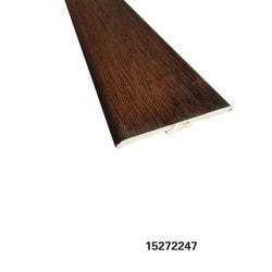"Vinyl Moldings - Resurgence Collection - Palisades French Oak - Palisades French Oak / T-Molding / 94.49""x 1.77""x 0.177"""
